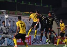 صعود سپاهان به یک چهارم نهایی جام حذفی فوتبال کشور