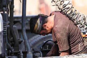 روز جهانی کارگر-کارگر صنعتی-شاهپور جدید