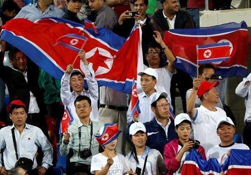 انصراف کره شمالی به ضرر تیم ملی فوتبال ایران!