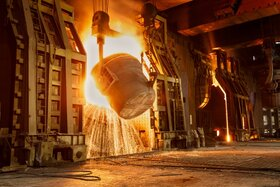 سهامداران فولاد مبارکه بخوانند(۲۹شهریور) / فولاد به مدار صعود بازگشت