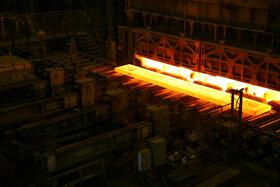 تغییر سیاستهای وزارت صمت در جهت حمایت از تولید و صادرات محصولات فولادی