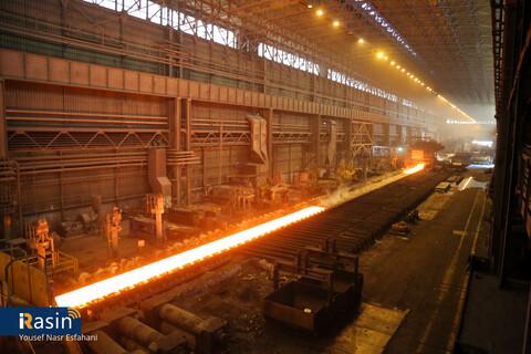 واحد فولادسازی و ریخته گری مداوم شرکت فولاد مبارکه