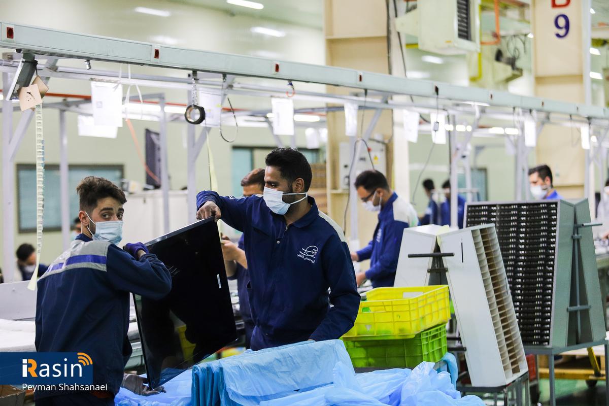 جزییات افزایش تولید محصولات صنعتی در بهار ۱۴۰۰ به روایت آمار