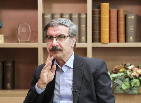 حسین طالبی  مدیر روابط عمومی شرکت معدنی و صنعتی چادرملو