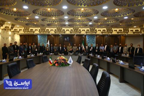 نخستین نشست مدیران منتخب روابط عمومی شرکت های عضو اتاق بازرگانی اصفهان