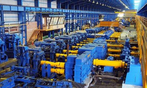 نگاهی بر روند تولید در فولاد نطنز؛ از شمش تا کلاف