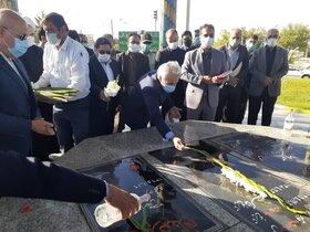 افتتاح منازل مسکونی برای محرومان و بازدید از سامانه دوم آبرسانی در اصفهان