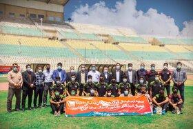 حمایتهای فولاد هرمزگان از ورزش استان ستودنی است