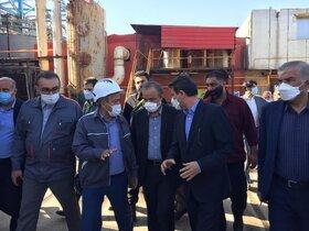 بازدید وزیر صمت از معدن طلای زرشوران/ اجرای فرآوری و استحصال طلا با ظرفیت سالانه سه تن در بزرگترین معدن طلای ایران