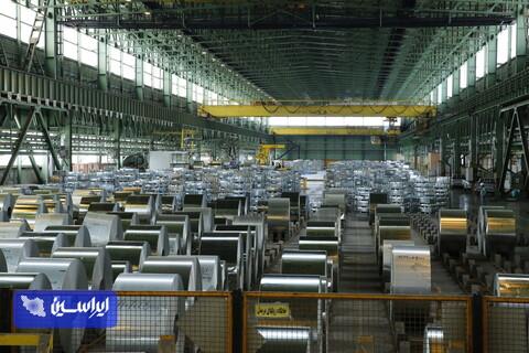 ارتقاء چشمگیر شاخص کیفیت محصولات شرکت فولاد مبارکه