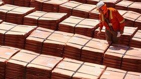 افزایش تولید و ظرفیت صنایع بالادستی زنجیره مس جهان/ عبور قیمت جهانی مس از ۱۰ هزار دلار