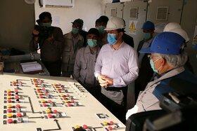 بهرهبرداری از اولین کارخانه فرآوری طلا در خراسان جنوبی