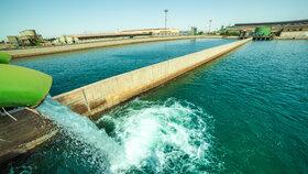 استحصال آب صنعتی از پساب شهری برای نخستین بار در کشور