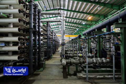 پروژههای شاخص محیط زیستی شرکت فولاد مبارکه