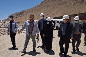 مراسم گرامی داشت هفته محیط زیست در  شرکت فولاد سنگ