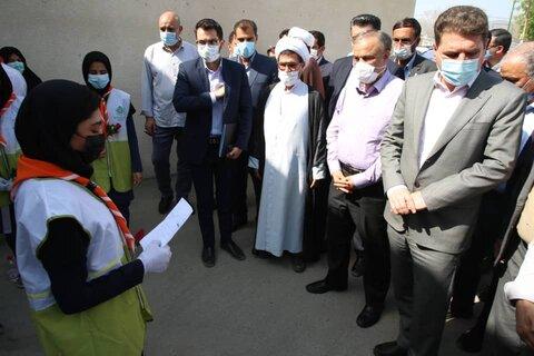 وزیر صمت در جمع نخبگان، فعالان اقتصادی و مدیران شهرستان منوجان