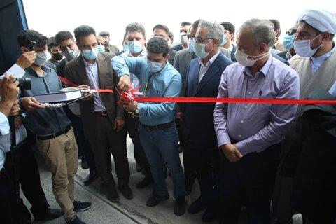 وزیر صمت در کرمان