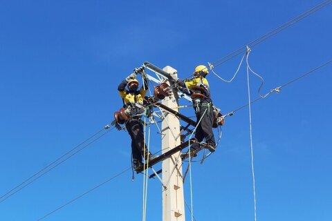 پروژه برق رسانی
