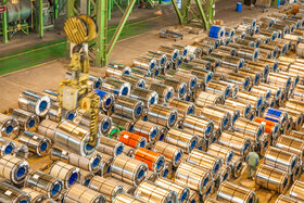 فروش فولاد مبارکه ۱۶۶ درصد رشد کرد