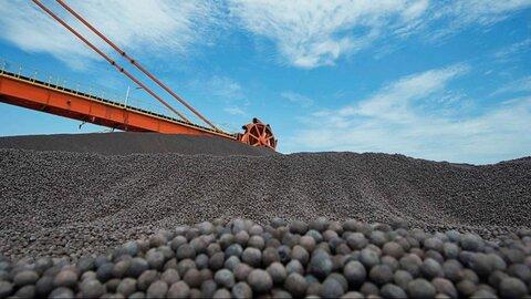 صادرات آهن اسفنجی