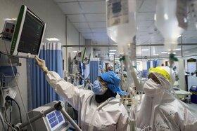 تخت خالی نداریم!/شناسایی ۲۴۵۱ بیمار جدید مبتلا به کرونا در اصفهان
