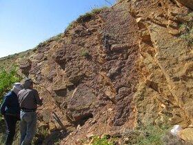 پایان مرحله چهارم برداشتهای میدانی ورقههای زمینشناسی کاربردی منطقه شمال شرق