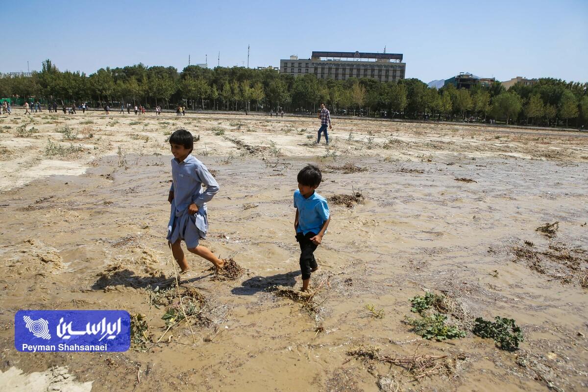 روایت «زاینده رودی» که در پستوی خاطرات کودکان جایی ندارد!