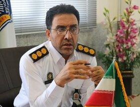 نیروی پلیس راهنمایی و رانندگی اصفهان برای خاموشی چهارراه کافی نیست!