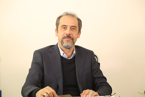 حمید مهدوی رئیس پارک علم و فناوری شیخ بهایی