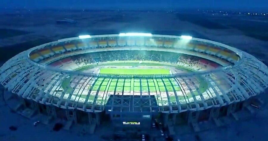 فولاد مبارکه با حمایت خود ورزشگاه نقش جهان را به یک نماد ملی تبدیل کرد