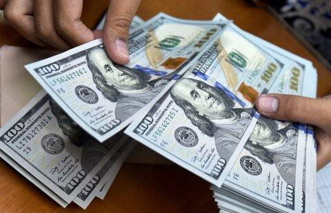 ارز منابع ارزی دلار