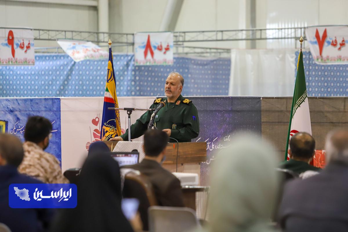 با مشارکت سپاه و فولاد مبارکه ۳۰ درصد به ظرفیت واکسیناسیون اصفهان اضافه میشود