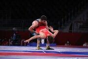 بزرگی گرایی در توکیو با صعود به فینال/طلای المپیک در انتظار کشتی ایران