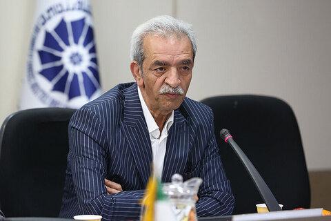 غلامرضا شافعی رئیس اتاق بازرگانی ایران