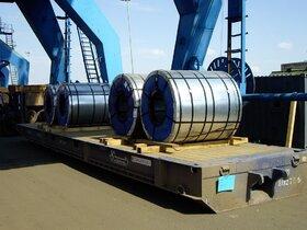 رشد ۱۰۱درصدی صادرات فولاد در چهار ماه امسال؛ صادرات از ۲.۸ میلیون تن عبور کرد