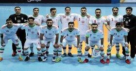برنامه مسابقات تیم ملی فوتسال ایران در جام جهانی