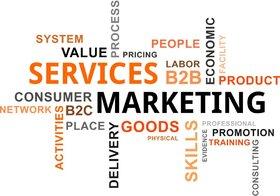 بازاریابی کالا و خدمات چه تفاوتهایی با یکدیگر دارد؟