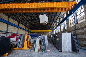 اصفهان رتبه نخست تولید و فرآوری سنگ در ایران