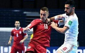 ایران با پیروزی آغاز کرد / صربستان ۲ – ایران۳