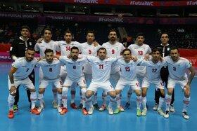 پیروزی سخت ایران مقابل آمریکا / ایران 4 – آمریکا 2