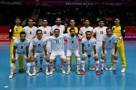 راهیابی ایران به جمع 8 تیم پایانی / ایران 9 – ازبکستان 8