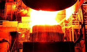 دستیابی به ظرفیت تولید سالانه بیش از ۸.۵ میلیون تن فولاد در شرکت فولاد مبارکه