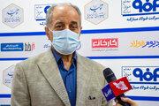 ایران در صنعت فولاد به خودکفایی رسیده است