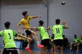 صعود 4 تیم اصفهانی به مرحله یکچهارم نهایی هندبال نوجوانان کشور