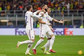 فرانسه قهرمان لیگ ملتهای اروپا شد