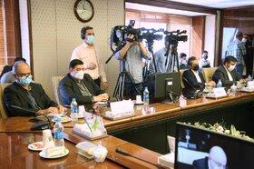 امضای تفاهمنامه بین وزارت صمت و وزارت نیرو برای احداث ۱۰ هزار مگاوات ظرفیت جدید نیروگاهی