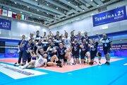 مدال طلای والیبال قهرمانی باشگاههای آسیا به بلندقامتان فولادی رسید