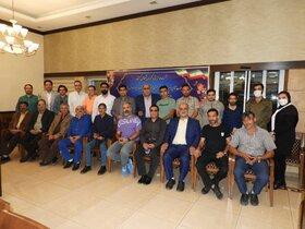 برگزاری نشست هماندیشی و تکریم پیشکسوتان هیأت بولینگ، بیلیارد و بولس استان اصفهان