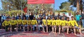 استقبال از رسول جزینی مربی ارزنده تیم ملی کشتی فرنگی ایران