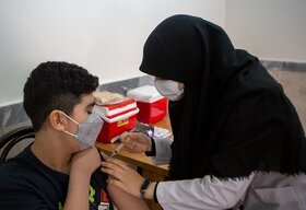 جایگاه نهم اصفهان در واکسیناسیون دانشآموزان با سهم ۵۸ درصدی
